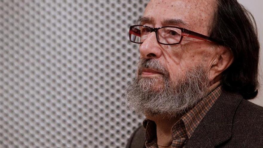 Juan Eduardo Zúñiga, Premio Nacional de las Letras 2016