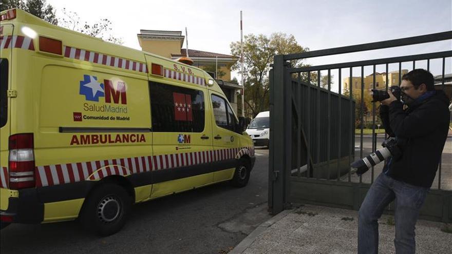 La cooperante trasladada a España sigue sin síntomas de ébola