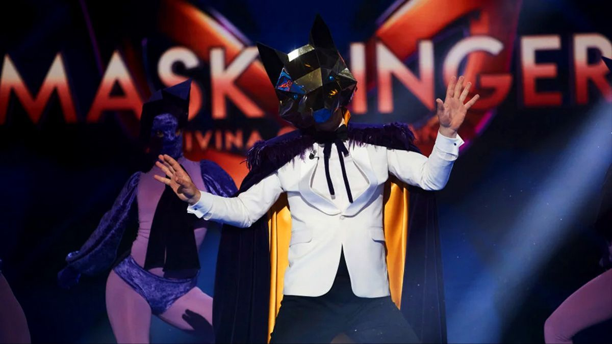 Arturo Valls en la semifinal de 'Mask Singer 2'