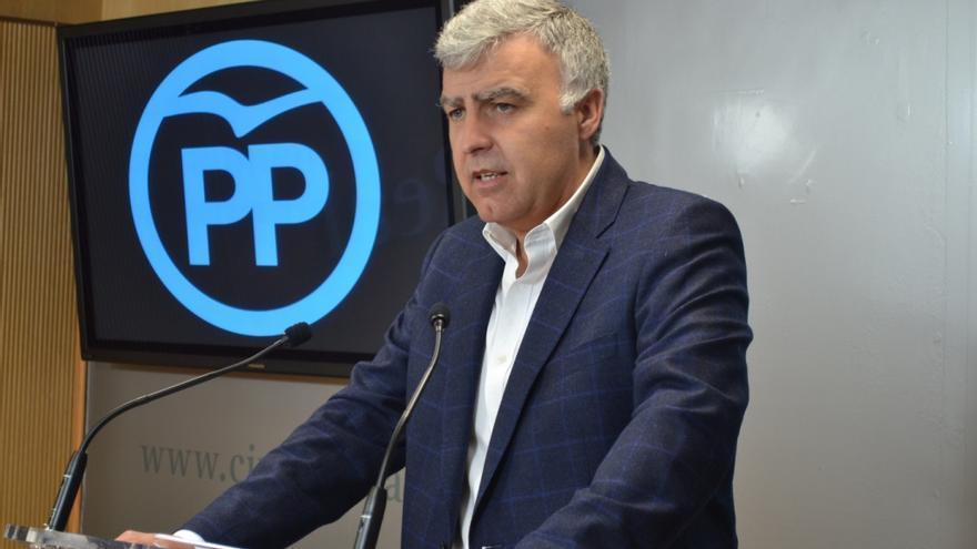 Pedro Martín, concejal del PP en Ciudad Real