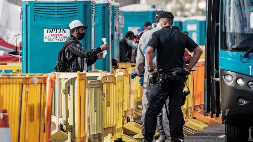 UGT reclama una respuesta de la UE a las crisis migratoria de Canarias