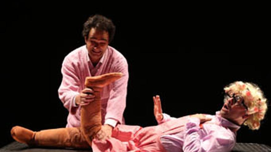 Imatge de l'actuació que acull La Nau