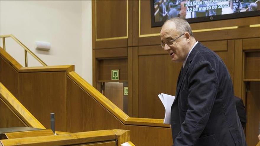 Egibar (PNV) dice que la cita entre Fernández y Díez se inscribe en el Plan de Paz
