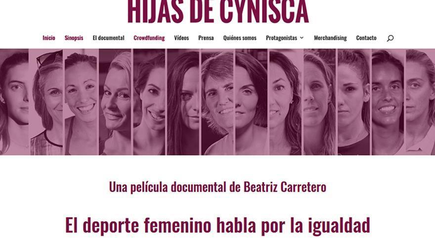 Documental Hijas de Cynisca