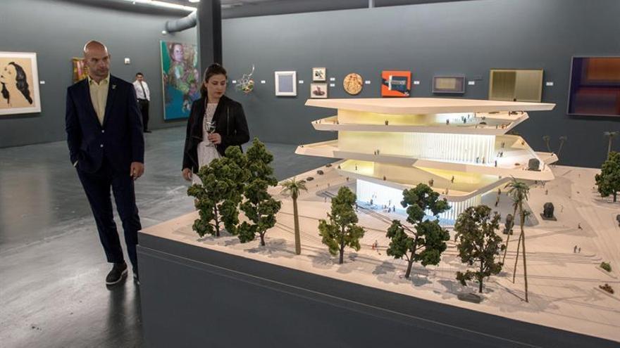 Una subasta recauda fondos para crear el museo de arte latinoamericano en Miami