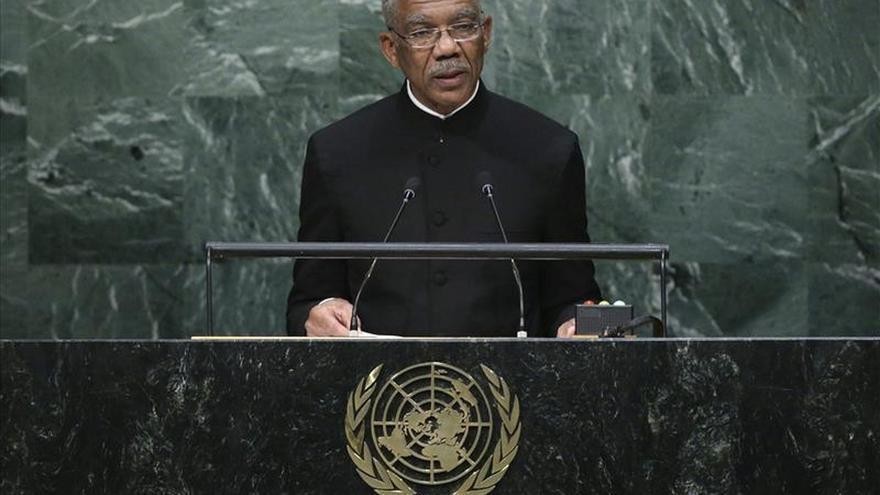 Guyana espera el apoyo de la Mancomunidad en la disputa fronteriza con Venezuela