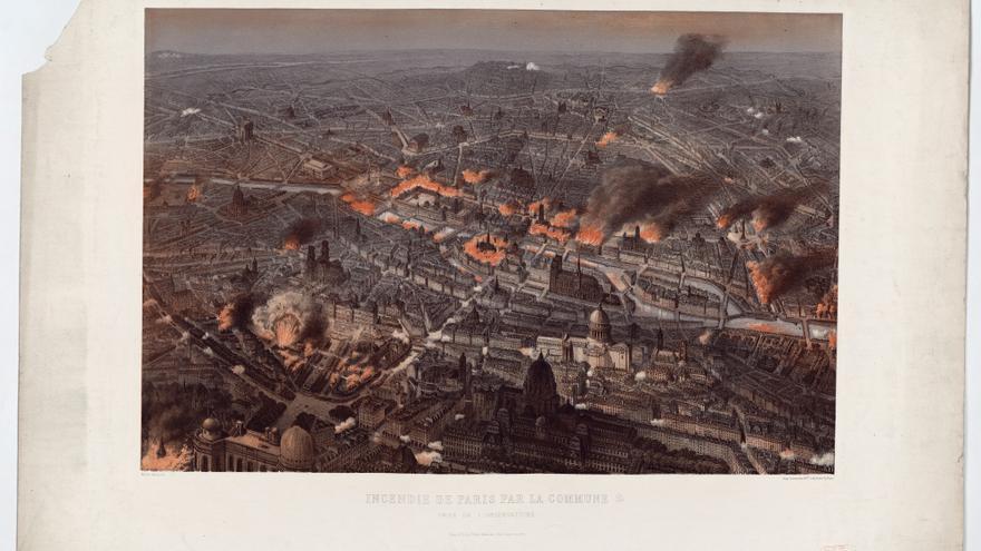 La revolución que cambió la historia de París en 72 días cumple 150 años