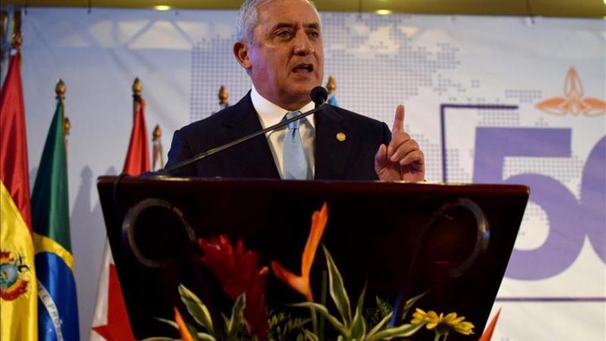 """América discute en Guatemala como abordar """"infierno"""" causado por las drogas"""