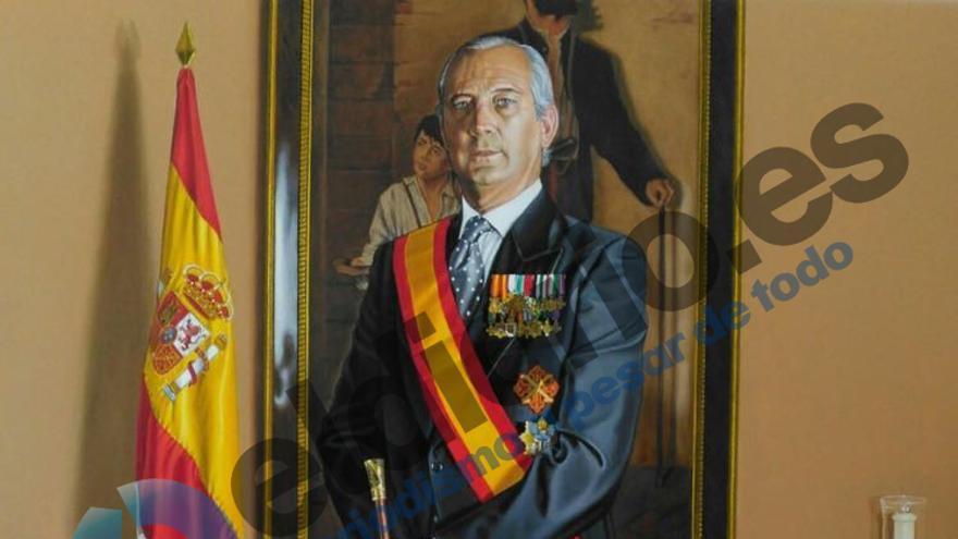 Retrato de Arsenio Fernández de Mesa