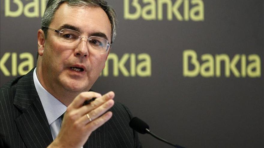 Bankia prevé que unos 250.000 clientes soliciten el proceso de arbitraje