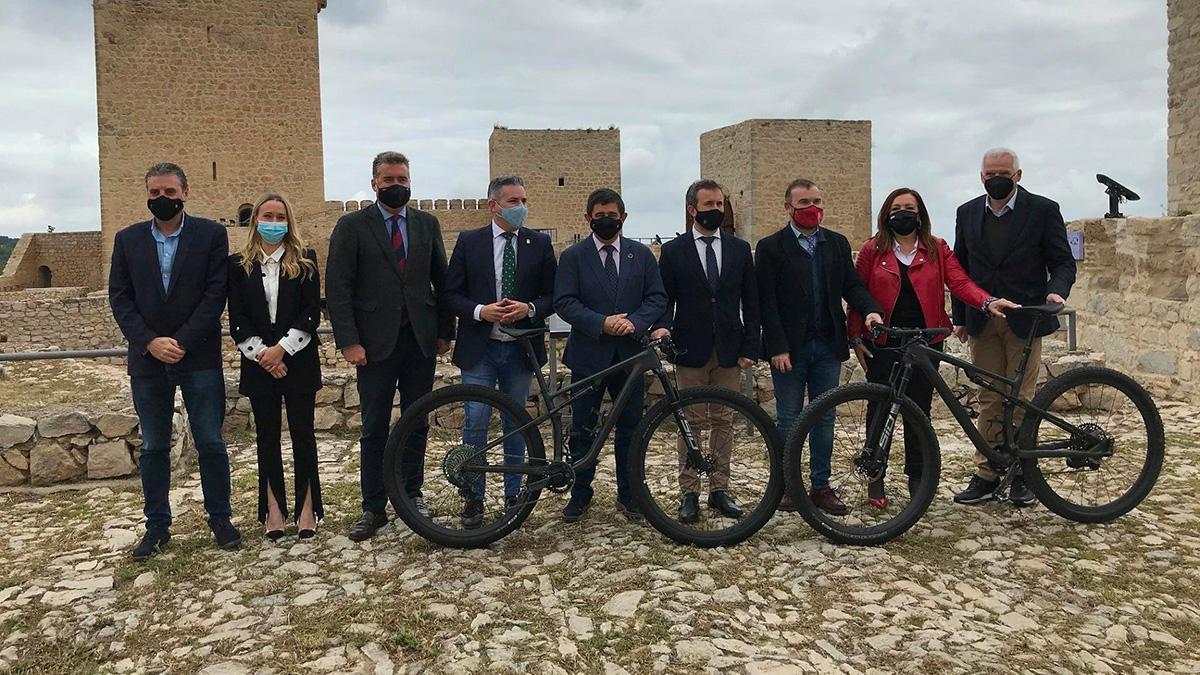 Presentación de la Andalucía Bike Race