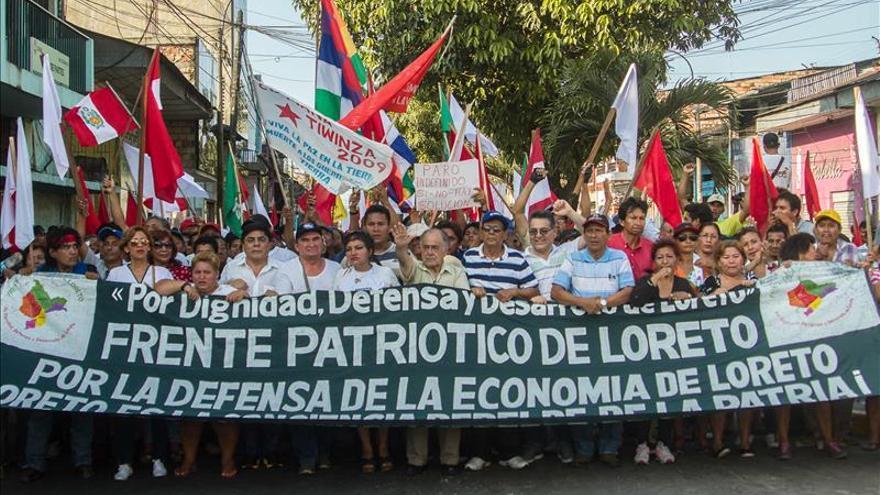 Congreso autoriza a Petroperú a explotar el mayor campo petrolífero de Perú
