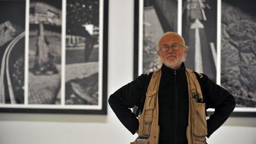 La cámara de Josef Koudelka dispara contra la devastación del paisaje