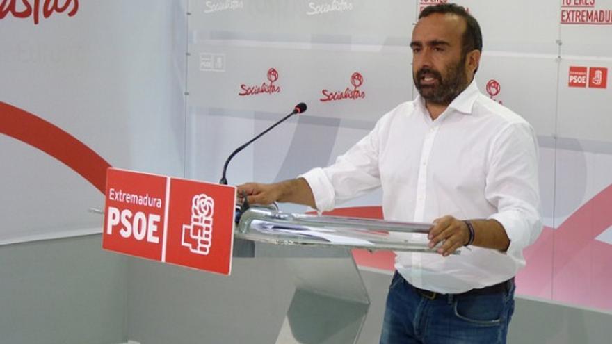 Miguel Ámgel Morales, PSOE Extremadura