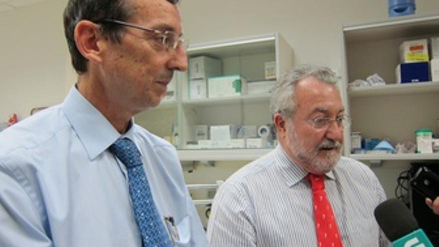 José M. García Vergugo Y Bernat Soria