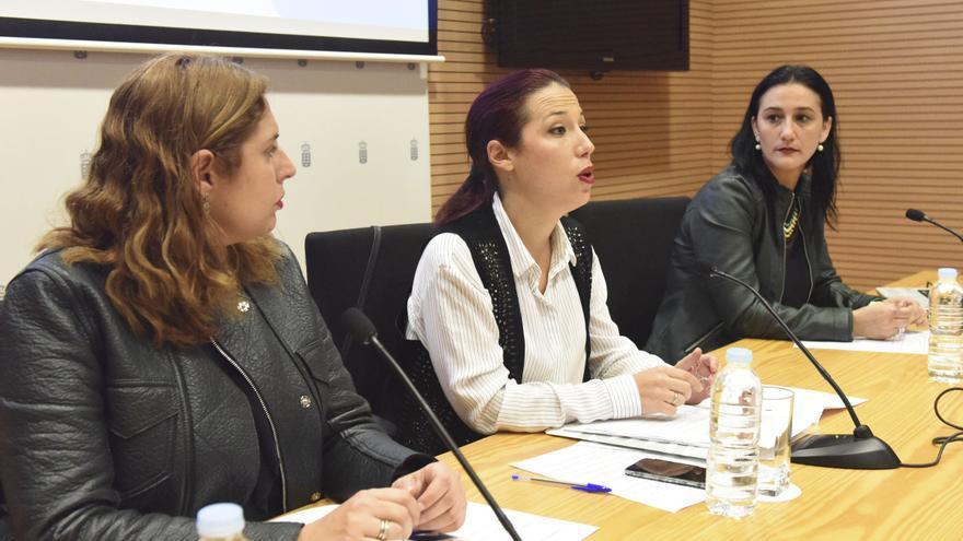 Patricia Hernández, vicepresidenta del Gobierno de Canarias