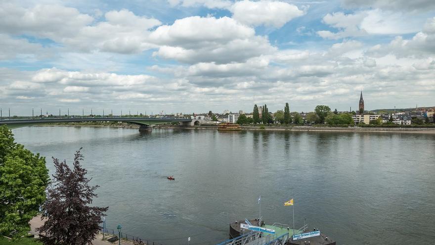 Rio Rio a su paso por Bonn FOTO: Oficina de Turismo