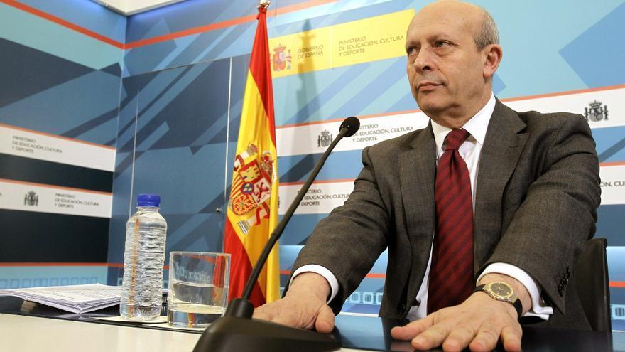 El ministro de Educación dice que la Generalitat dejó de negociar cuando firmó el acuerdo con ERC