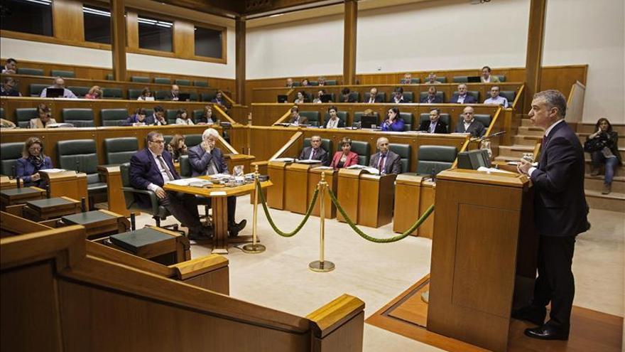 El lehendakari apela a la necesidad de una política pública de Memoria