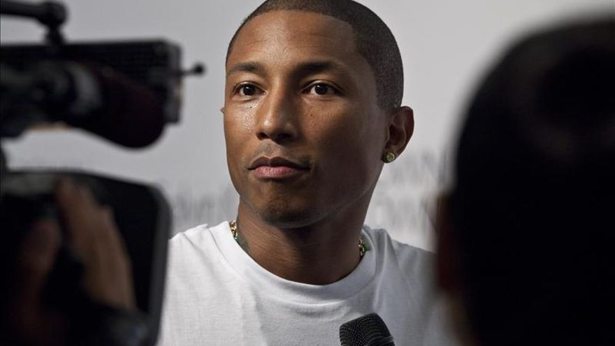 Montreux 2014 presenta a Pharrell Williams y logra atraer a Stevie Wonder