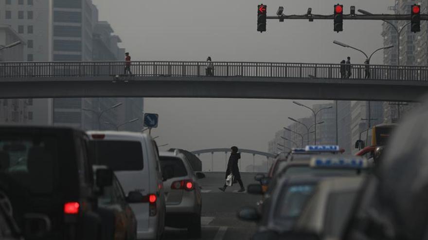 China alcanza antes de 2020 su objetivo de reducir las emisiones de carbono
