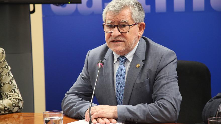 Ángel Felpeto, consejero de Educación CLM
