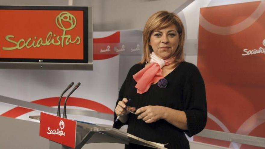 """Valenciano acusa a Rajoy de mantenerse firme en el """"no sabe/no contesta"""""""