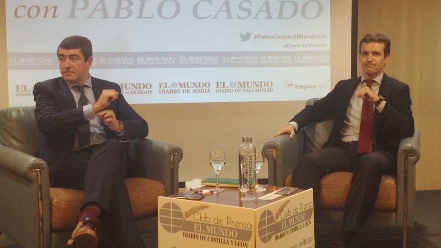 """Casado rechaza el uso """"partidista"""" de corrupción sobre la que existe """"tolerancia cero"""""""