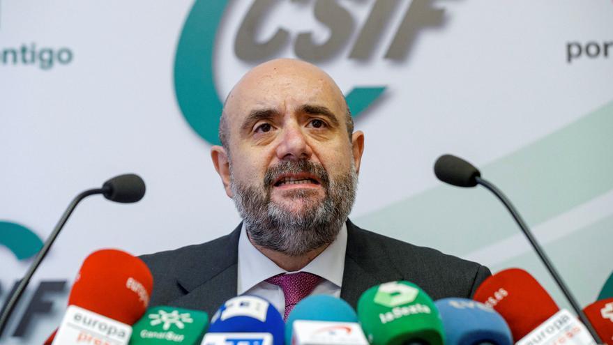 El CSIF pide la misma pauta para los vacunados con AstraZeneca en la primera dosis