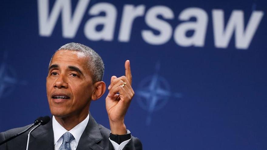Obama asegura que EEUU seguirá siendo amigo y aliado de la UE y del R.Unido