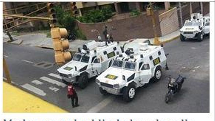 La cobertura informativa de ABC sobre Venezuela