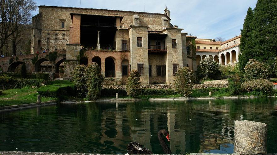 Monasterio de Yuste / turismoextremadura.com