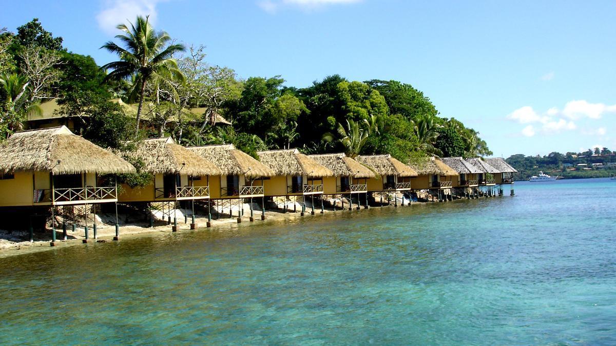 Iririki, Vanuatu.