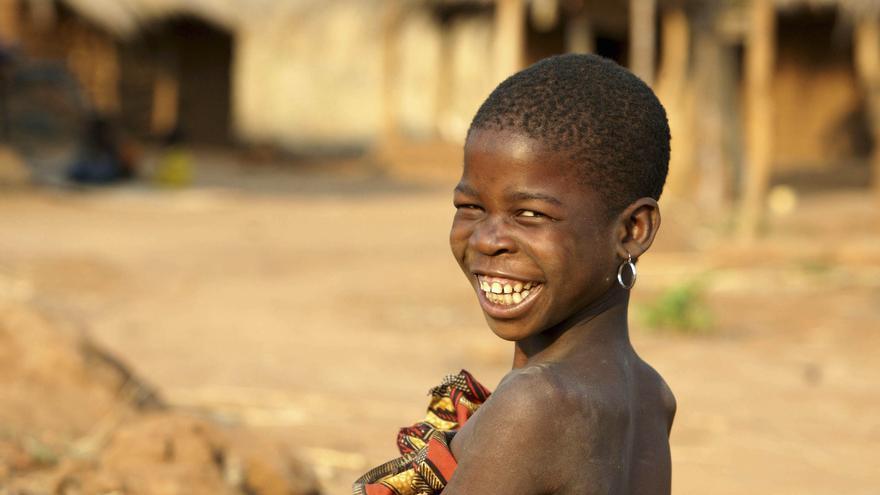 La mitad de la extrema pobreza se concentra en el África Subsahariana. Foto: James Oatway/Panos/ActionAid