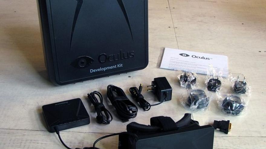 Oculus Rifr reventa