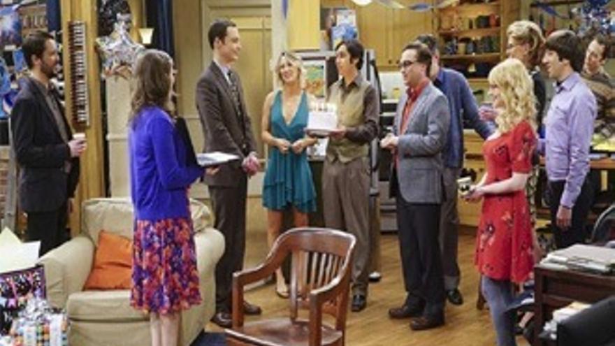 'Big Bang Theory', noche histórica de share en Neox con su capítulo 200
