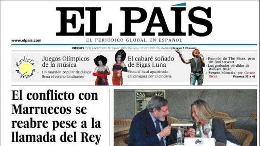 De las portadas del día (13/08/2010) #4