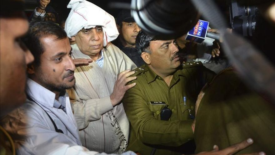 """Un gurú indio detenido tras una operación policial asegura que es """"inocente"""""""