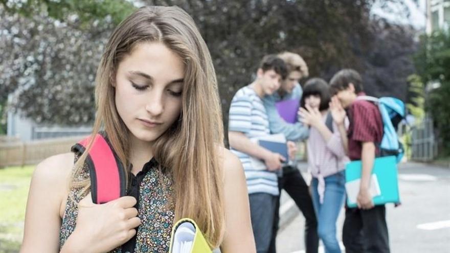 Imagen relacionada con la iniciativa contra el 'bullying' de alumnos de la ULL