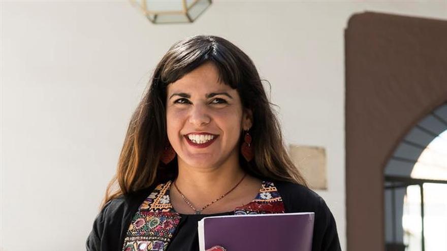 Teresa Rodríguez gana las primarias en Podemos Andalucía con el 75 %