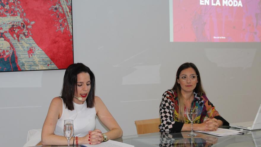 Bea de la Rosa y Melissa Hernández.