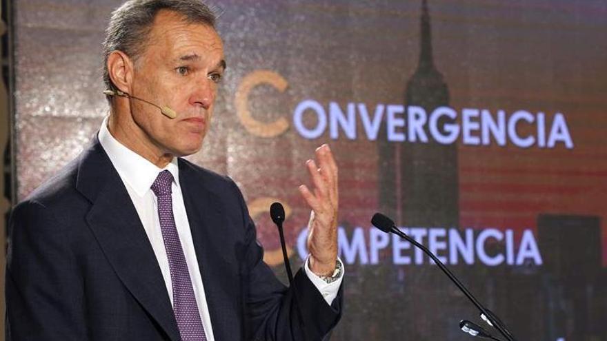 El consejero delegado de Atresmedia, Silvio González Moreno.