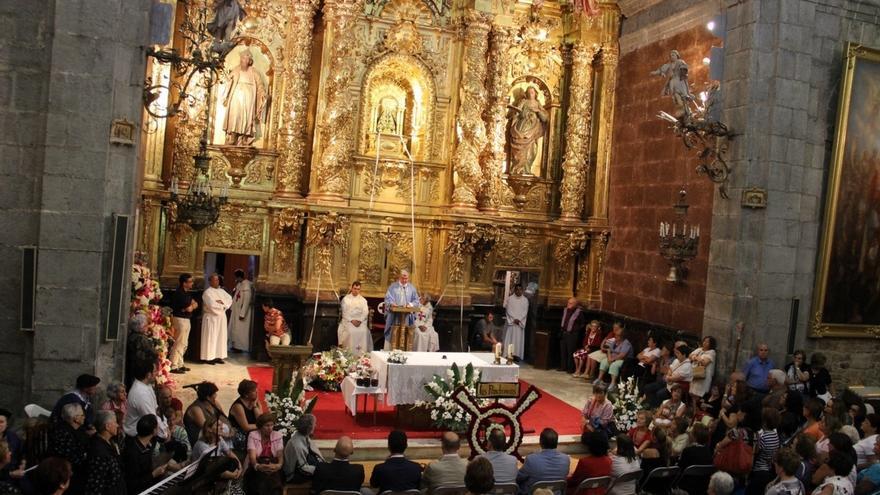 Laredo realizará el jueves su tradicional ofrenda floral a la Bien Aparecida