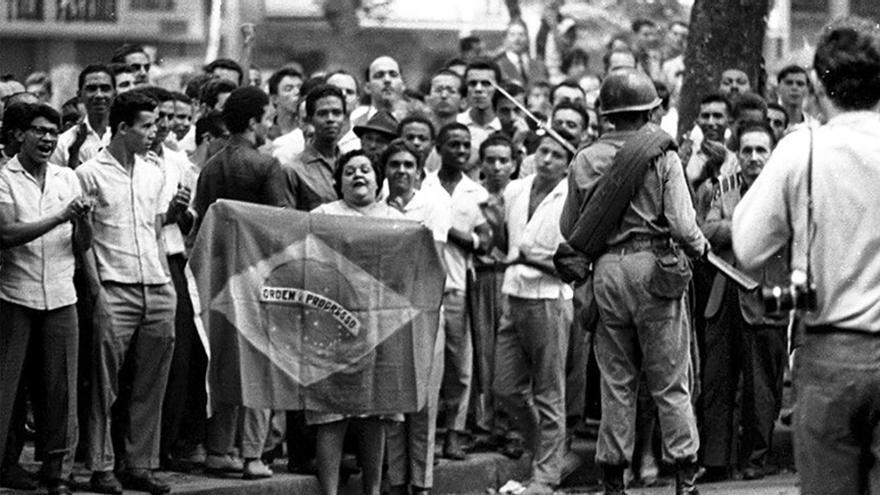 """El nuevo ministro de Defensa de Brasil afirma que el golpe de Estado de 1964 """"debe celebrarse"""""""
