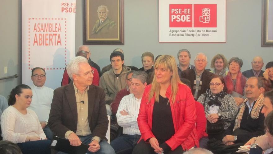 """PSE pide de la Diputación que """"no renuncie a la pelea"""" en Edesa y se mantengan los puestos de trabajo en Basauri"""