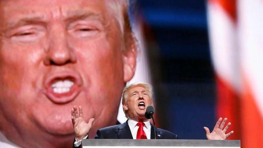 Donald Trump, presidente de los EEUU
