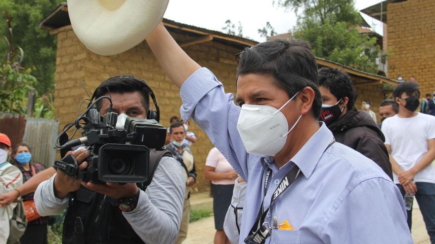 El sindicalista Pedro Castillo