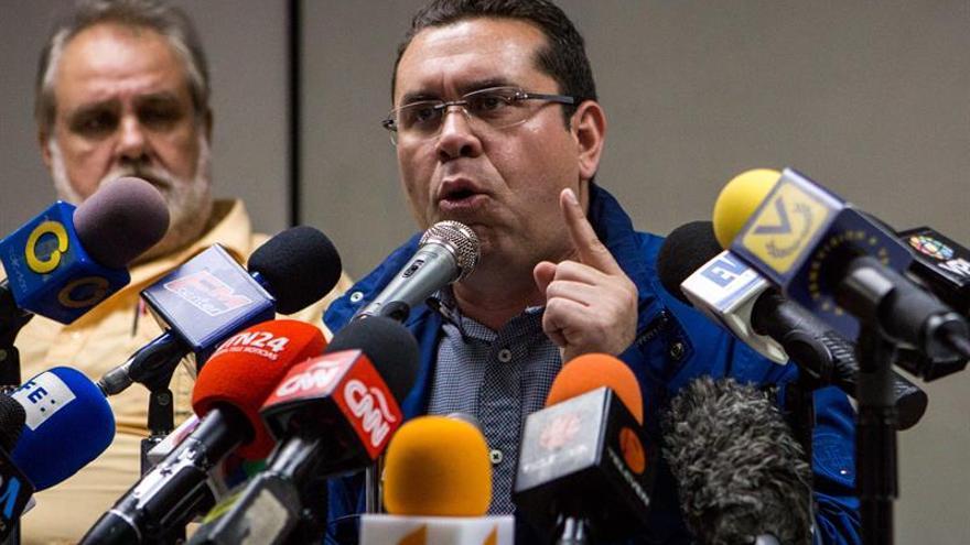 Frente opositor venezolano llama a formar asambleas ciudadanas de protesta