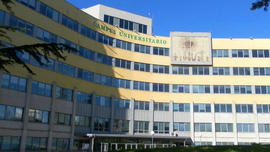 Campus de Ponferrada, donde ocurrieron los hechos.