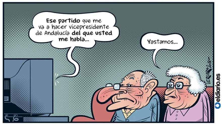 Viñeta de eldiario.es